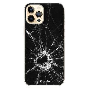 Odolné silikonové pouzdro iSaprio - Broken Glass 10 na mobil Apple iPhone 12 Pro