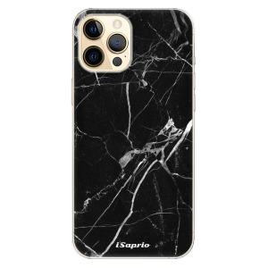 Odolné silikonové pouzdro iSaprio - Black Marble 18 na mobil Apple iPhone 12 Pro