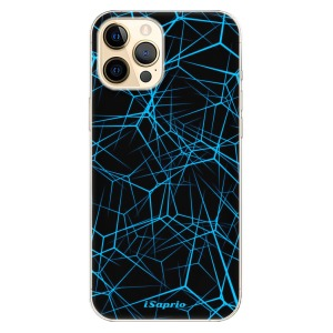 Odolné silikonové pouzdro iSaprio - Abstract Outlines 12 na mobil Apple iPhone 12 Pro