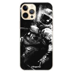 Odolné silikonové pouzdro iSaprio - Astronaut 02 na mobil Apple iPhone 12 Pro