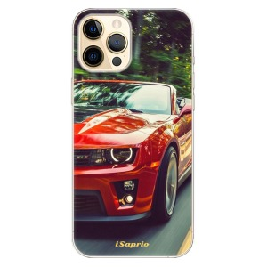 Odolné silikonové pouzdro iSaprio - Chevrolet 02 na mobil Apple iPhone 12 Pro