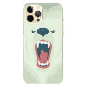 Odolné silikonové pouzdro iSaprio - Angry Bear na mobil Apple iPhone 12 Pro
