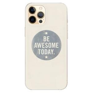 Odolné silikonové pouzdro iSaprio - Awesome 02 na mobil Apple iPhone 12 Pro