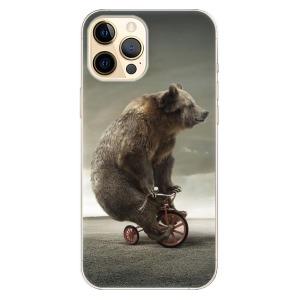 Odolné silikonové pouzdro iSaprio - Bear 01 na mobil Apple iPhone 12 Pro