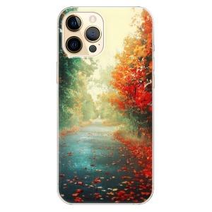 Odolné silikonové pouzdro iSaprio - Autumn 03 na mobil Apple iPhone 12 Pro
