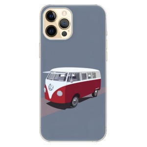 Odolné silikonové pouzdro iSaprio - VW Bus na mobil Apple iPhone 12 Pro