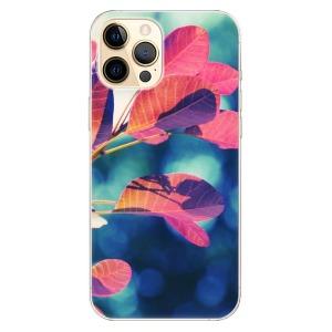 Odolné silikonové pouzdro iSaprio - Autumn 01 na mobil Apple iPhone 12 Pro