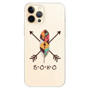 Odolné silikonové pouzdro iSaprio - BOHO na mobil Apple iPhone 12 Pro