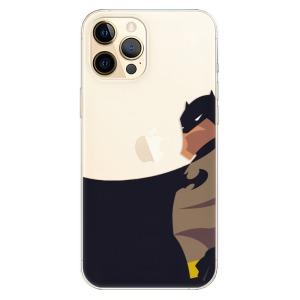 Odolné silikonové pouzdro iSaprio - BaT Comics na mobil Apple iPhone 12 Pro