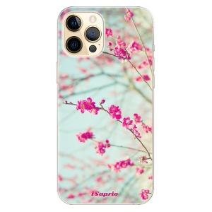Odolné silikonové pouzdro iSaprio - Blossom 01 na mobil Apple iPhone 12 Pro Max