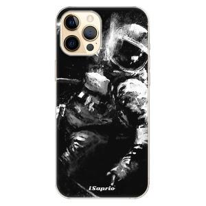 Odolné silikonové pouzdro iSaprio - Astronaut 02 na mobil Apple iPhone 12 Pro Max