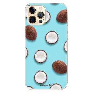 Odolné silikonové pouzdro iSaprio - Coconut 01 na mobil Apple iPhone 12 Pro Max