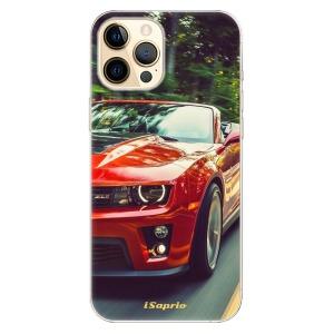 Odolné silikonové pouzdro iSaprio - Chevrolet 02 na mobil Apple iPhone 12 Pro Max