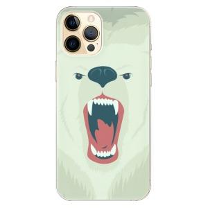 Odolné silikonové pouzdro iSaprio - Angry Bear na mobil Apple iPhone 12 Pro Max