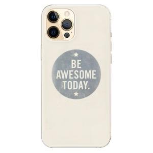 Odolné silikonové pouzdro iSaprio - Awesome 02 na mobil Apple iPhone 12 Pro Max