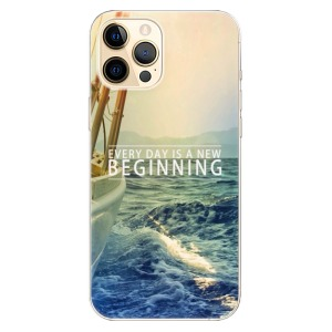 Odolné silikonové pouzdro iSaprio - Beginning na mobil Apple iPhone 12 Pro Max