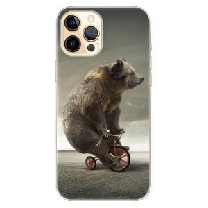 Odolné silikonové pouzdro iSaprio - Bear 01 na mobil Apple iPhone 12 Pro Max