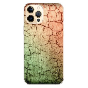 Odolné silikonové pouzdro iSaprio - Cracked Wall 01 na mobil Apple iPhone 12 Pro Max