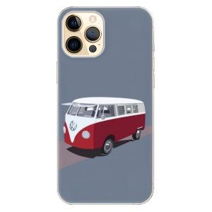 Odolné silikonové pouzdro iSaprio - VW Bus na mobil Apple iPhone 12 Pro Max