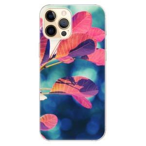 Odolné silikonové pouzdro iSaprio - Autumn 01 na mobil Apple iPhone 12 Pro Max