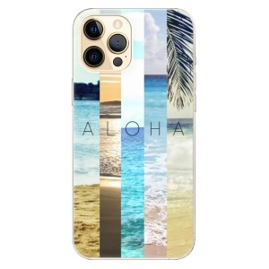 Odolné silikonové pouzdro iSaprio - Aloha 02 na mobil Apple iPhone 12 Pro Max