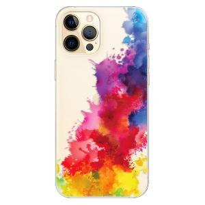 Odolné silikonové pouzdro iSaprio - Color Splash 01 na mobil Apple iPhone 12 Pro Max
