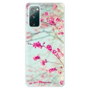 Odolné silikonové pouzdro iSaprio - Blossom 01 na mobil Samsung Galaxy S20 FE / Samsung Galaxy S20 FE 5G