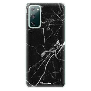 Odolné silikonové pouzdro iSaprio - Black Marble 18 na mobil Samsung Galaxy S20 FE / Samsung Galaxy S20 FE 5G