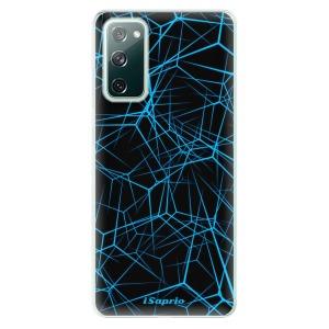 Odolné silikonové pouzdro iSaprio - Abstract Outlines 12 na mobil Samsung Galaxy S20 FE / Samsung Galaxy S20 FE 5G