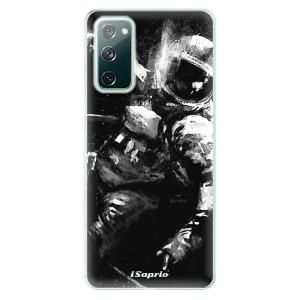 Odolné silikonové pouzdro iSaprio - Astronaut 02 na mobil Samsung Galaxy S20 FE / Samsung Galaxy S20 FE 5G