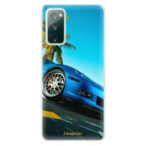 Odolné silikonové pouzdro iSaprio - Car 10 na mobil Samsung Galaxy S20 FE / Samsung Galaxy S20 FE 5G