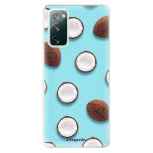 Odolné silikonové pouzdro iSaprio - Coconut 01 na mobil Samsung Galaxy S20 FE / Samsung Galaxy S20 FE 5G