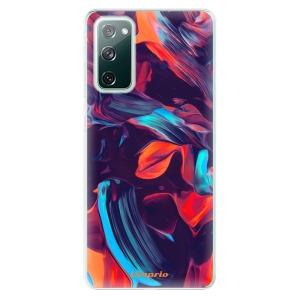 Odolné silikonové pouzdro iSaprio - Color Marble 19 na mobil Samsung Galaxy S20 FE / Samsung Galaxy S20 FE 5G