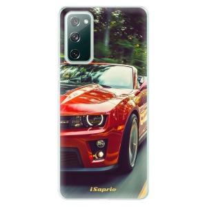Odolné silikonové pouzdro iSaprio - Chevrolet 02 na mobil Samsung Galaxy S20 FE / Samsung Galaxy S20 FE 5G