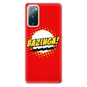 Odolné silikonové pouzdro iSaprio - Bazinga 01 na mobil Samsung Galaxy S20 FE / Samsung Galaxy S20 FE 5G