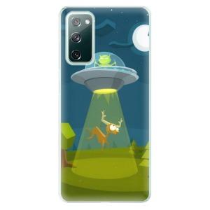 Odolné silikonové pouzdro iSaprio - Alien 01 na mobil Samsung Galaxy S20 FE / Samsung Galaxy S20 FE 5G