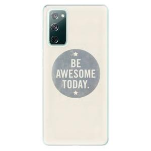 Odolné silikonové pouzdro iSaprio - Awesome 02 na mobil Samsung Galaxy S20 FE / Samsung Galaxy S20 FE 5G