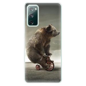 Odolné silikonové pouzdro iSaprio - Bear 01 na mobil Samsung Galaxy S20 FE / Samsung Galaxy S20 FE 5G