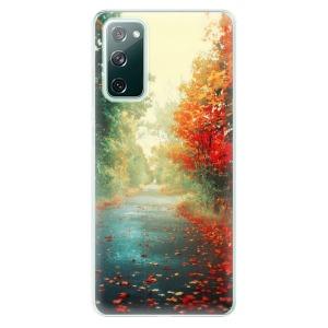 Odolné silikonové pouzdro iSaprio - Autumn 03 na mobil Samsung Galaxy S20 FE / Samsung Galaxy S20 FE 5G