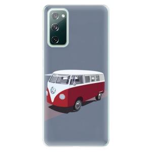 Odolné silikonové pouzdro iSaprio - VW Bus na mobil Samsung Galaxy S20 FE / Samsung Galaxy S20 FE 5G