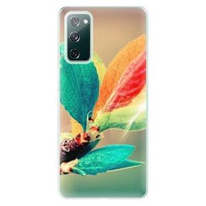 Odolné silikonové pouzdro iSaprio - Autumn 02 na mobil Samsung Galaxy S20 FE / Samsung Galaxy S20 FE 5G