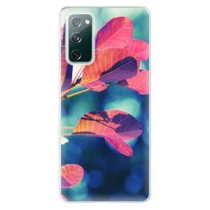 Odolné silikonové pouzdro iSaprio - Autumn 01 na mobil Samsung Galaxy S20 FE / Samsung Galaxy S20 FE 5G