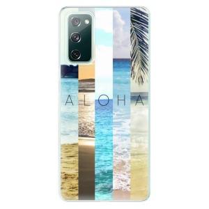 Odolné silikonové pouzdro iSaprio - Aloha 02 na mobil Samsung Galaxy S20 FE / Samsung Galaxy S20 FE 5G