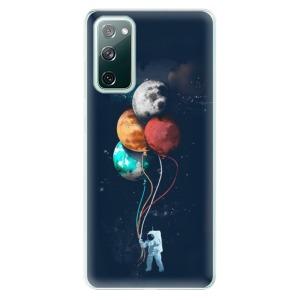 Odolné silikonové pouzdro iSaprio - Balloons 02 na mobil Samsung Galaxy S20 FE / Samsung Galaxy S20 FE 5G