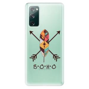 Odolné silikonové pouzdro iSaprio - BOHO na mobil Samsung Galaxy S20 FE / Samsung Galaxy S20 FE 5G