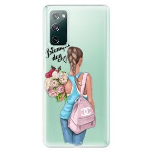 Odolné silikonové pouzdro iSaprio - Beautiful Day na mobil Samsung Galaxy S20 FE / Samsung Galaxy S20 FE 5G