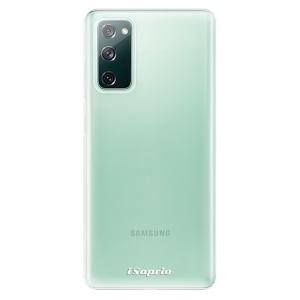 Odolné silikonové pouzdro iSaprio - 4Pure - čiré bez potisku na mobil Samsung Galaxy S20 FE / Samsung Galaxy S20 FE 5G