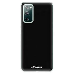 Odolné silikonové pouzdro iSaprio - 4Pure - černé na mobil Samsung Galaxy S20 FE / Samsung Galaxy S20 FE 5G