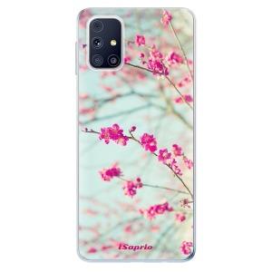 Odolné silikonové pouzdro iSaprio - Blossom 01 na mobil Samsung Galaxy M31s