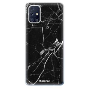 Odolné silikonové pouzdro iSaprio - Black Marble 18 na mobil Samsung Galaxy M31s
